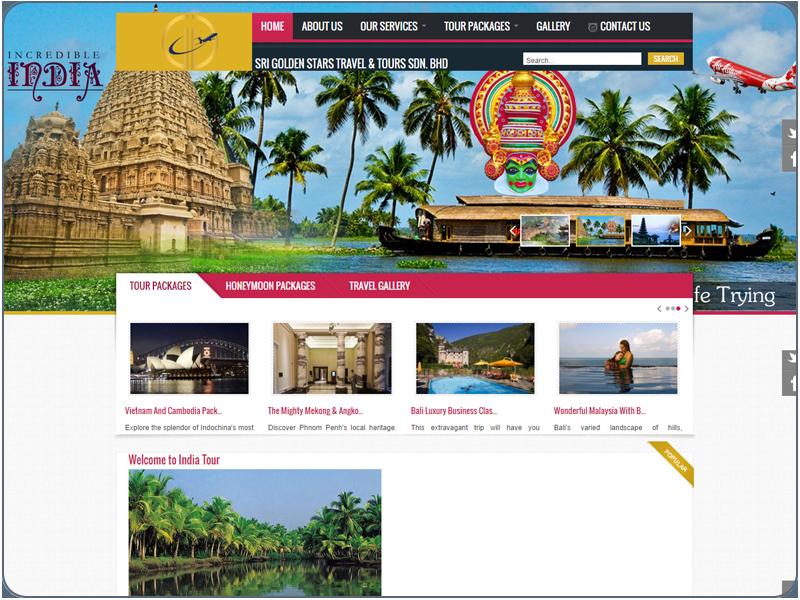 Sri Golden Stars Travel & Tours Sdn. Bhd